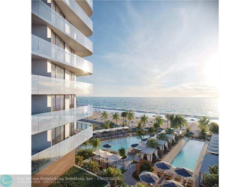 525 Ft Lauderdale Bch Bl 1901, Fort Lauderdale, Condo/Co-Op/Villa/Townhouse,  for sale, Realty World FDR Realty Group