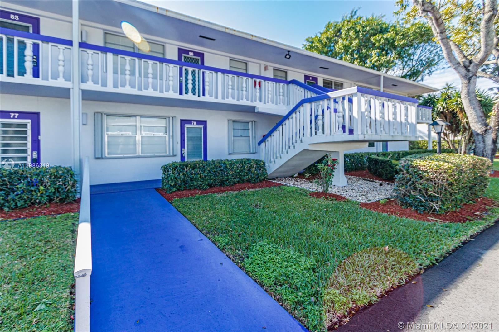 87 E Newport  E  87, Deerfield Beach, Condo,  for sale, Realty World FDR Realty Group